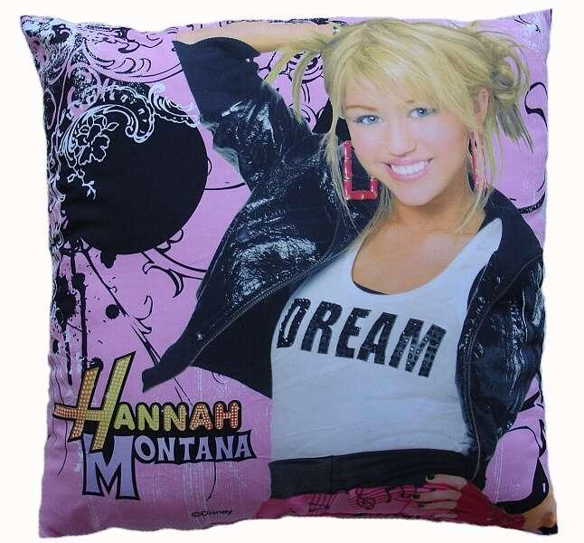 Polštářek - Hannah Montana Jerry Fabrics