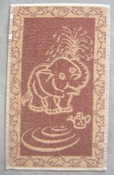Dětský ručník - Slůně hnědé Frotex