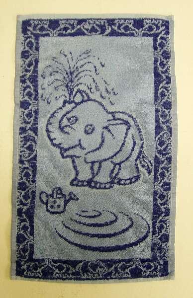 Dětský ručník - Sluně modré Frotex