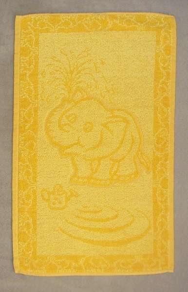 Dětský ručník - Slůně žluté Frotex