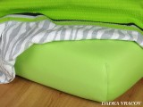 Jersey prostěradlo - kiwi C