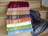 Bambusové ručníky a osušky Bamboo