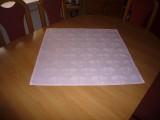 Napron růžový 60x60 Dadka