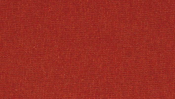 Prostěradlo v provedení jersey v barvě cihlová napínací