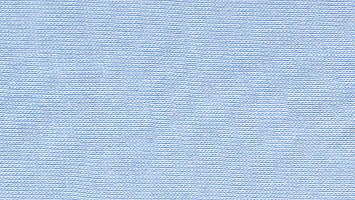 Prostěradlo v provedení jersey v barvě světle modrá napínací