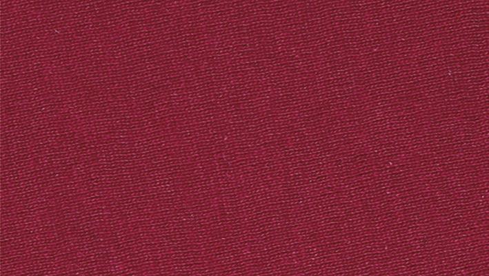 Prostěradlo v provedení jersey v barvě vínová napínací