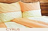 Bavlněné povlečení Cyrus