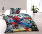 Disney dětské povlečení - Spiderman pavoučí muž Jerry Fabrics