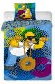 Bavlněné povlečení Simpsons Homer DJ 2015