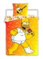 Povlečení bavlna Simpsons Homer 2015