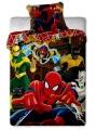 Bavlněné povlečení Spiderman Hero