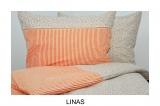 Bavlněné povlečení Linas