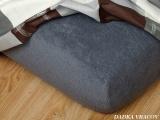 Froté prostěradlo v oblíbené šedé barvě Dadka