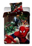 Dětské povlečení Spiderman brown Jerry Fabrics