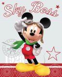 Dětská fleecová deka  Mickey