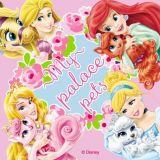 Dětský polštářek Princezny 2015 Jerry Fabrics