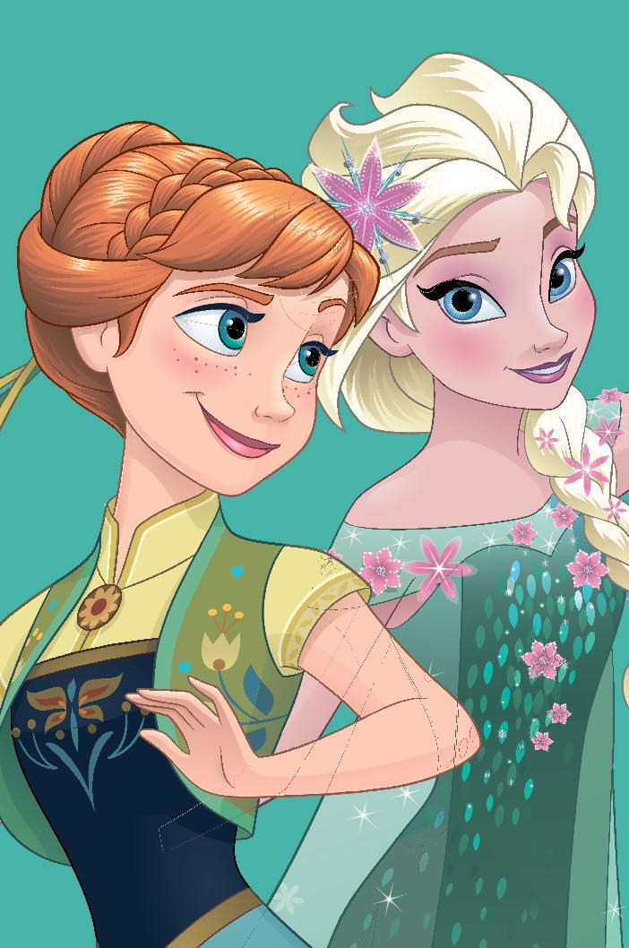 Dětská fleecová deka Frozen, Ledové království 2016 Jerry Fabrics