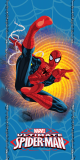 Osuška Spiderman Blue 70x140 cm