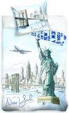 Povlečení fototisk New York Statue