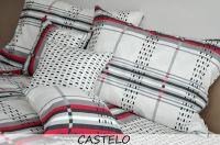 Krepové povlečení Castelo