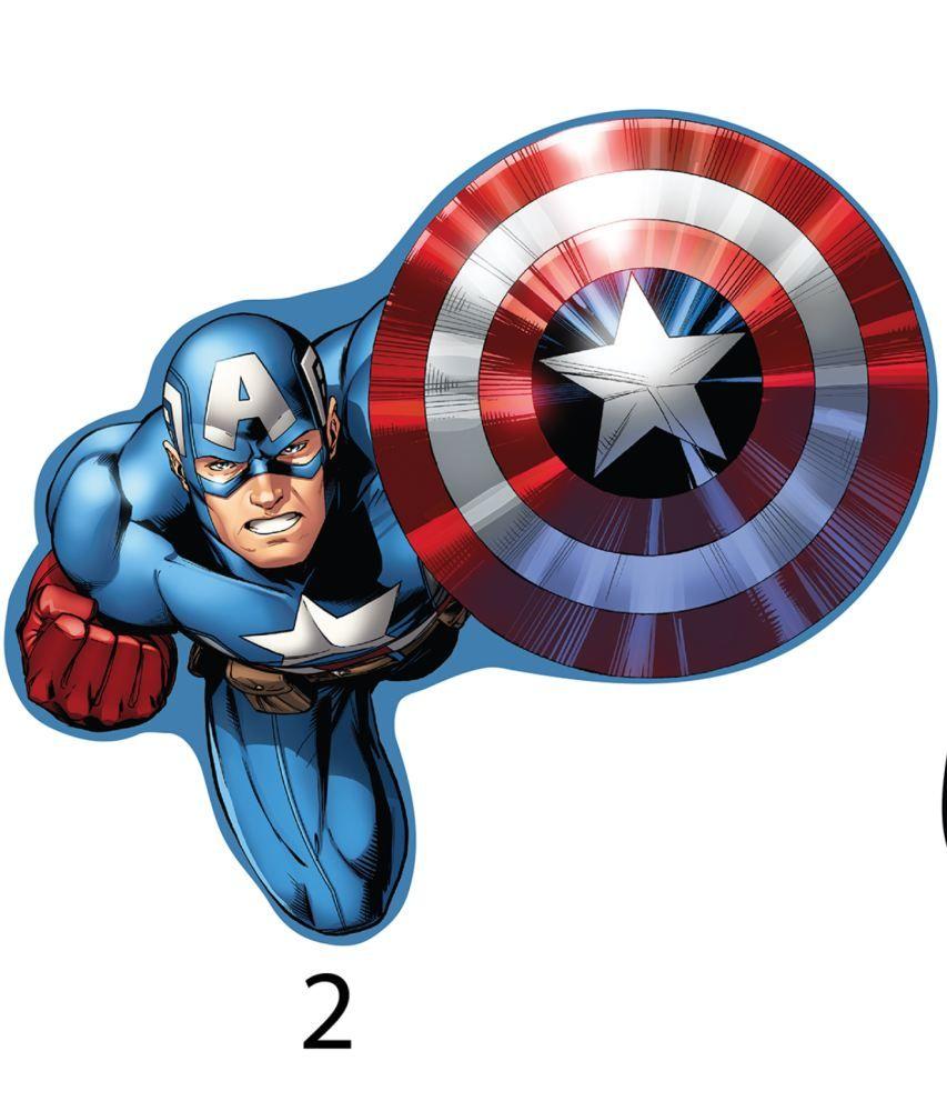 Dětský plněný polštářek Avengers Jerry Fabrics