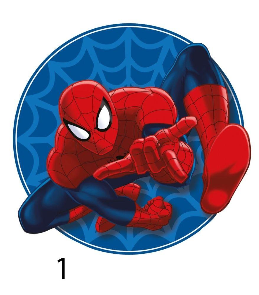 Spiderman dětský tvarovaný polštářek Jerry Fabrics