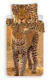 Povlečení fototisk Leopard 2017