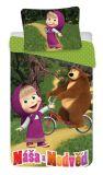 Povlečení Máša a Medvěd 015