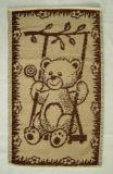 Dětský ručník hnědý medvídek Frotex