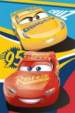 Dětská fleecová deka - Cars 3