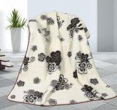 Vlněná deka 155x200cm tomar - evropské merino