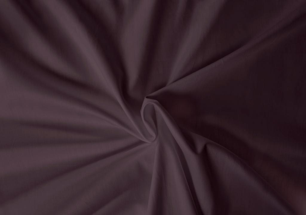 Kvalitní saténové prostěradlo LUXURY COLLECTION v tmavě hnědé barvě Kvalitex