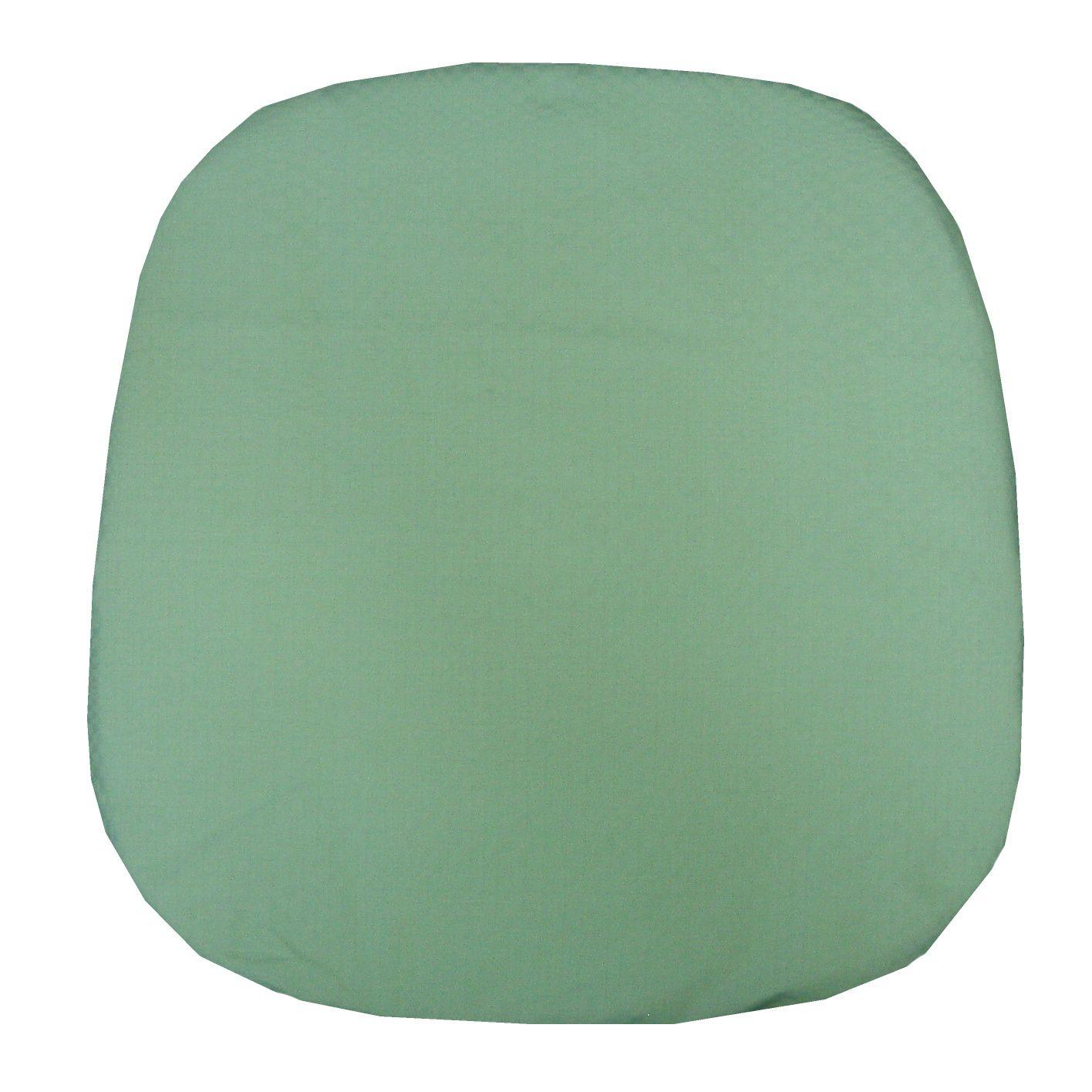 Kuchyňský sedák zelené, mentolové barvy s výplní Dadka
