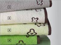 Kvalitní a savý ručník,osuška Terry Kytička Veba