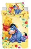 Disney povlečení do postýlky Medvídek Pů baby