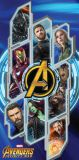 Osuška Avengers Infinity war