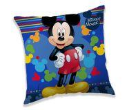 Povlak na polštářek Mickey blue