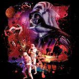 Povlak na polštářek Star wars dark power