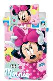 Disney povlečení do postýlky Minnie sweet 072 baby