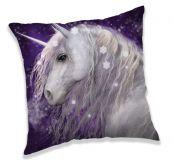 Povlak na polštářek Unicorn purple