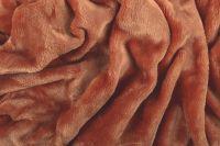 Povlečení mikrovlákno terakota