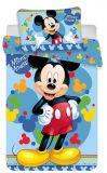 Bavlněné povlečení do postýlky s Mickey Mousem Jerry Fabrics