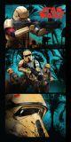 Dětská plážová osuška Star wars Stormotroopers Jerry Fabrics