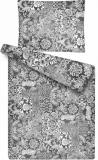 Povlečení mikroflanel Šedý vzor