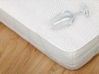 Matracový chránič Soft Touch, nepropustný a prodyšný s thermo vložkou Dadka