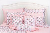 Povlak jednoduchý ROSE / UNI pink