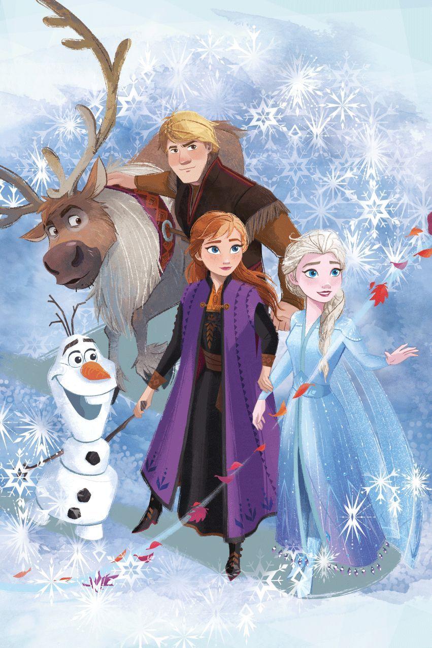 Dětská fleecová deka Frozen 2 Jerry Fabrics
