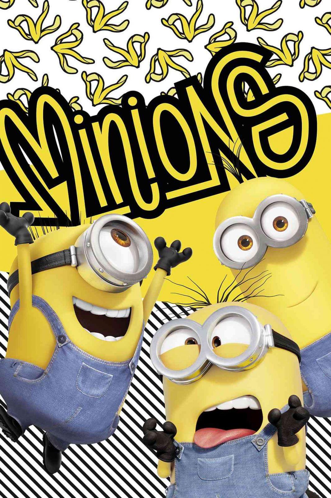 """Dětská fleecová deka Mimoni 2 """"Banana!"""" Jerry Fabrics"""