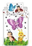 Disney povlečení do postýlky Berušky baby Jerry Fabrics