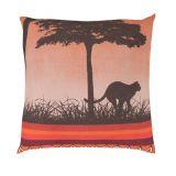 Kvalitní bavlněné povlečení s motivem africké přírody. Kvalitex